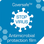 logo protection film